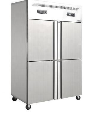 厨房双开门冷冻冰箱